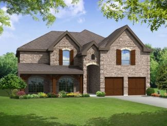 Single Family for Sale at Brentwood Ii W/Media 3102 Verona Drive Corinth, Texas 76210 United States