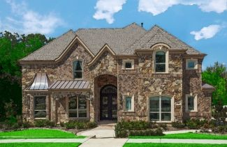 Single Family for Sale at Enchanted Creek - Bentley 210 Thunder Bay Drive Lucas, Texas 75002 United States