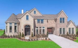 Single Family for Sale at Enchanted Creek - Churchill 210 Thunder Bay Drive Lucas, Texas 75002 United States