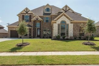 Single Family for Sale at Crestwood Fsw W/Media 8006 Graystone Drive Sachse, Texas 75048 United States