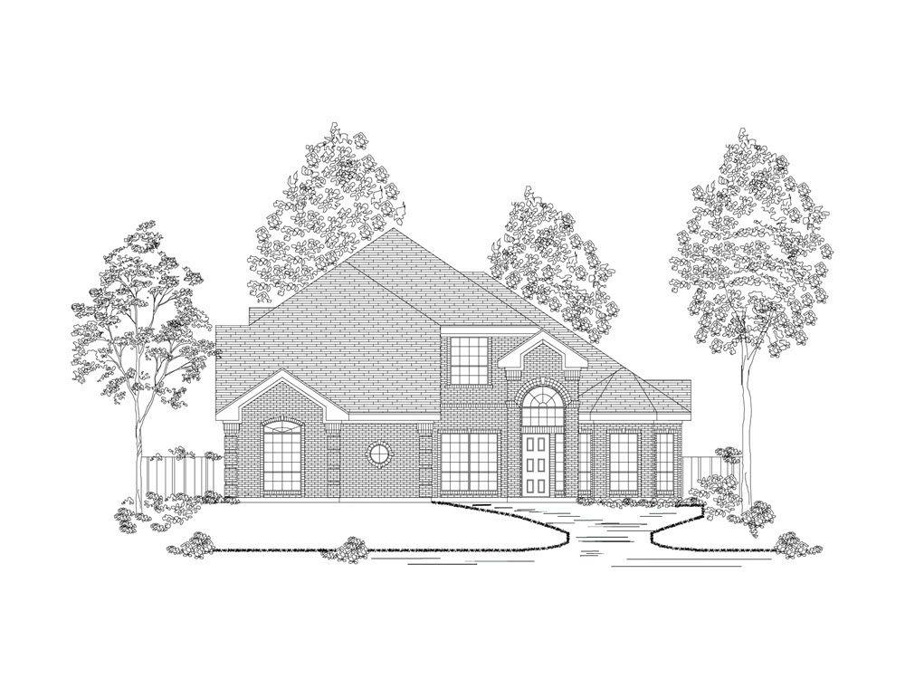 Single Family for Sale at Brighton Fsw 7824 Echo Hill Lane Denton, Texas 76208 United States
