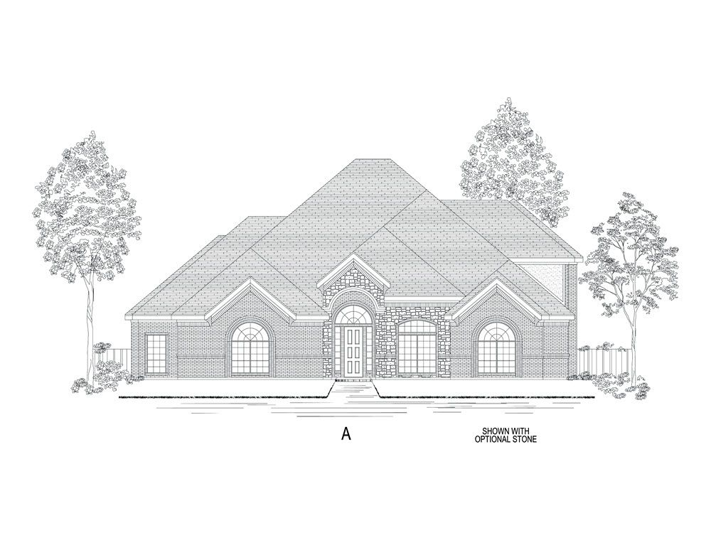 Single Family for Sale at Parker Ranch - Covington Fs 5112 Amherst Court Parker, Texas 75002 United States