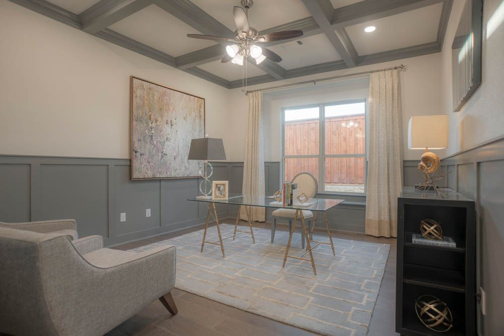 Single Family for Sale at 60' Brentwood Ii F (W/Media) @ Lf 9801 Las Colina Court Fort Worth, Texas 76179 United States