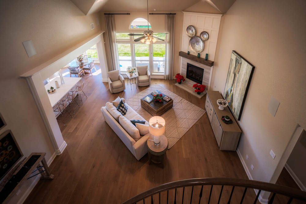 Single Family for Active at Hillcrest F (W/Media) 1303 Lantern Faith Drive Wylie, Texas 75098 United States