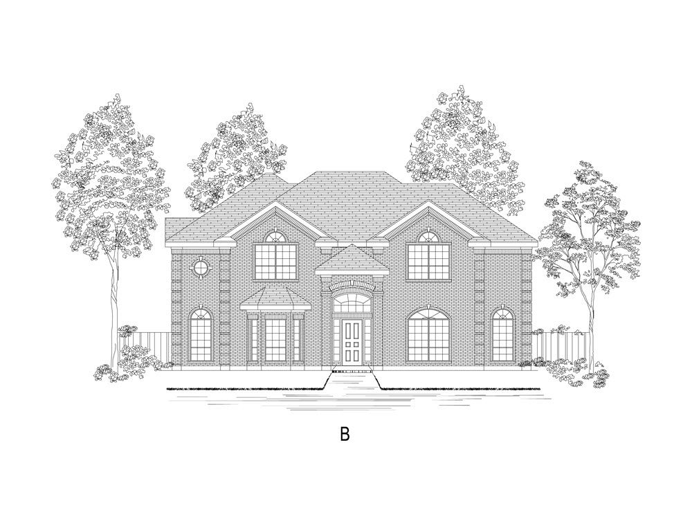 Single Family for Active at Mercer Crossing West - 60' Brookfield R @ Mc 12509 Royal Oaks Lane Farmers Branch, Texas 75234 United States