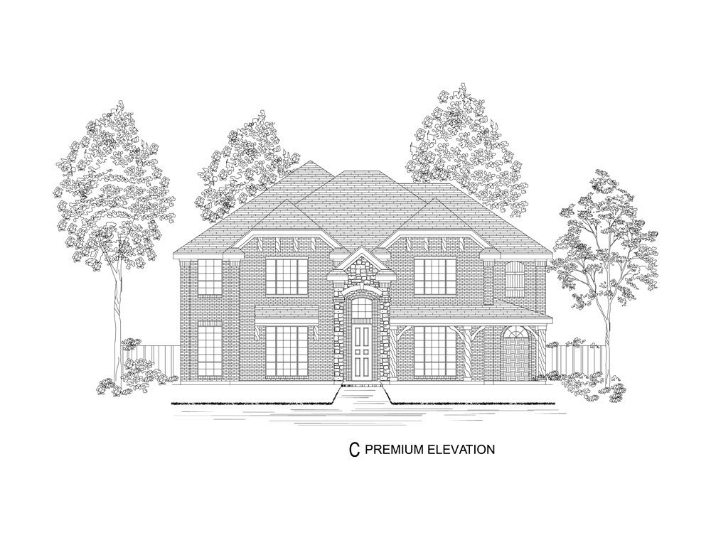 Single Family for Active at 60' Brookfield R @ Mc 1762 Prescott Place Farmers Branch, Texas 75234 United States