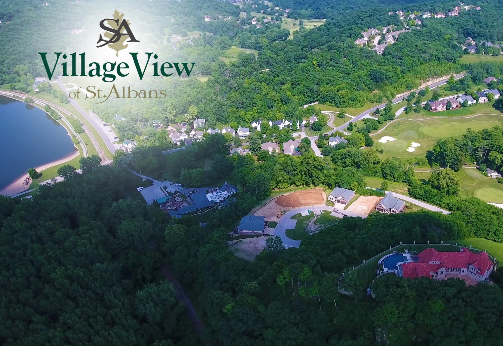 Single Family for Active at Campton - Luxury Villa 758 Village View Circle St. Albans, Missouri 63073 United States