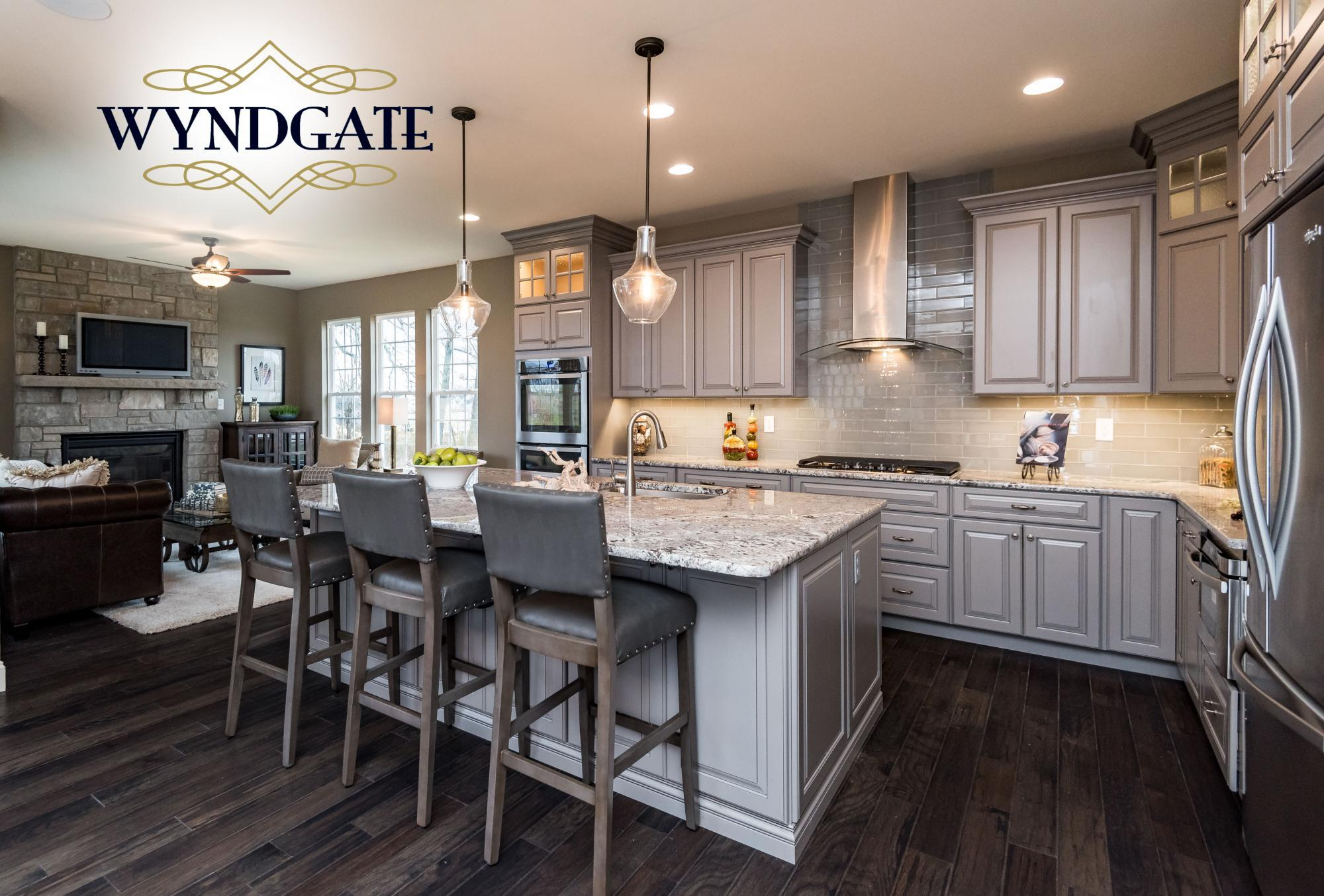 Single Family for Active at Wyndham - Heritage 403 Long Gate Ct. Wentzville, Missouri 63385 United States