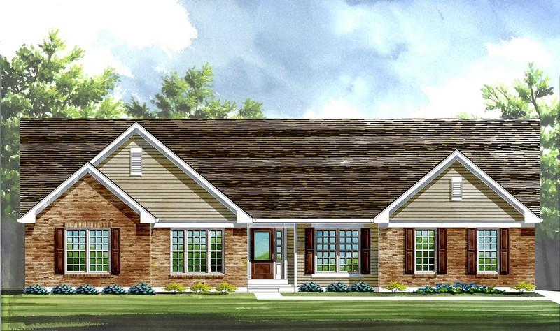 Single Family for Active at Wyndgate Oaks-Reserve - Durham Ii - Estate 403 Long Gate Court Wentzville, Missouri 63385 United States