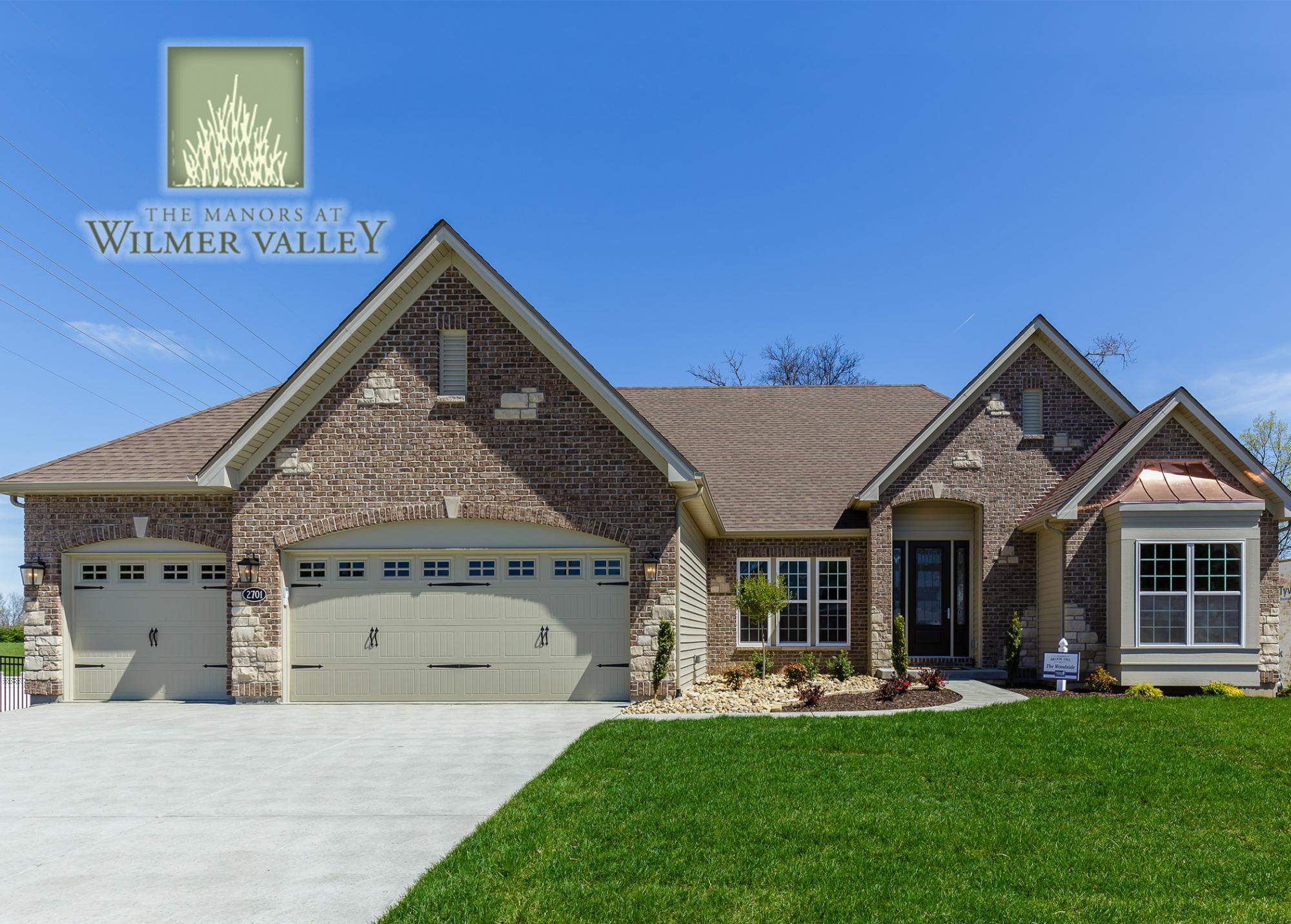 Single Family for Active at Hadleigh - Classic 106 Wilmer Valley Dr. Wentzville, Missouri 63385 United States