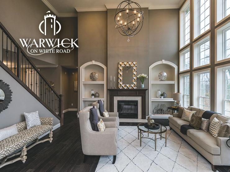 Single Family for Active at Wyndham - Warwick 1168 Whetherly Lndg. Chesterfield, Missouri 63017 United States