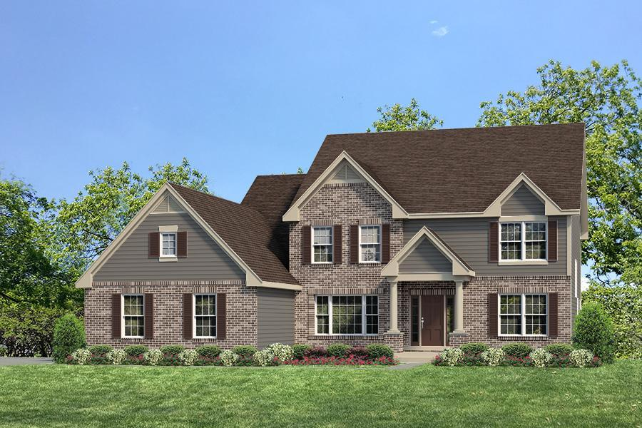 Single Family for Active at The Woods At Cottleville Trail - Waterford - Woods At Cottleville Trail Just Off Hwy N, 1.5 Miles East Of Hwy K Cottleville, Missouri 63304 United States