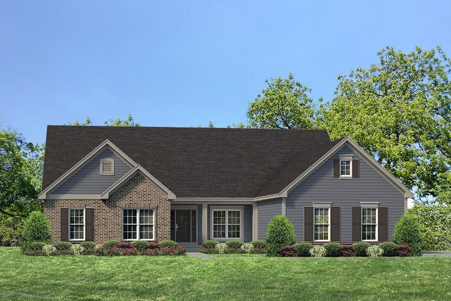 单亲家庭 为 销售 在 Ehlmann Farms - Arlington Ii - Estate 104 Ehlmann Farms Dr. Weldon Spring, Missouri 63304 United States