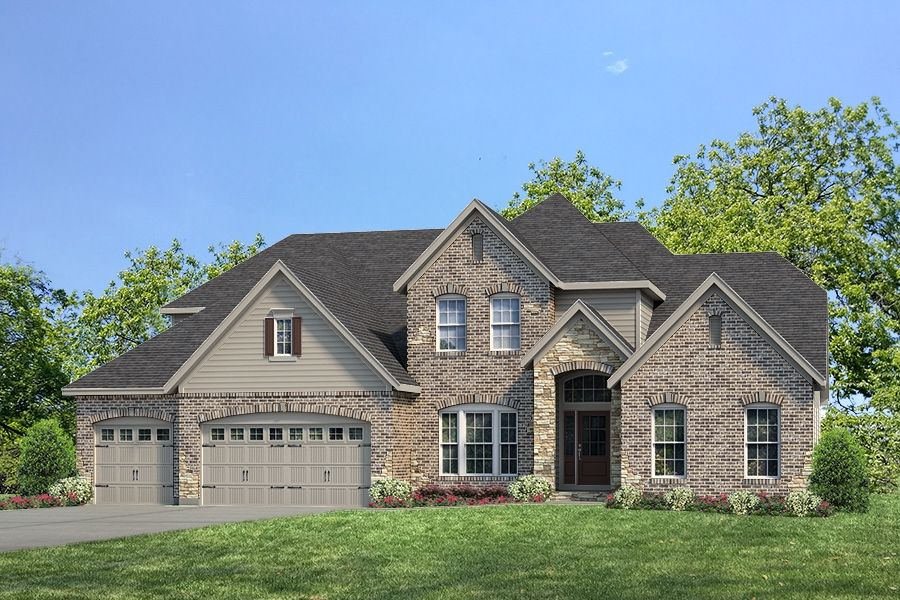 Single Family for Active at The Villages At Brightleaf - Woodland Village - Parkview Ii - Woodland 2481 Bright Leaf Ct Wildwood, Missouri 63011 United States