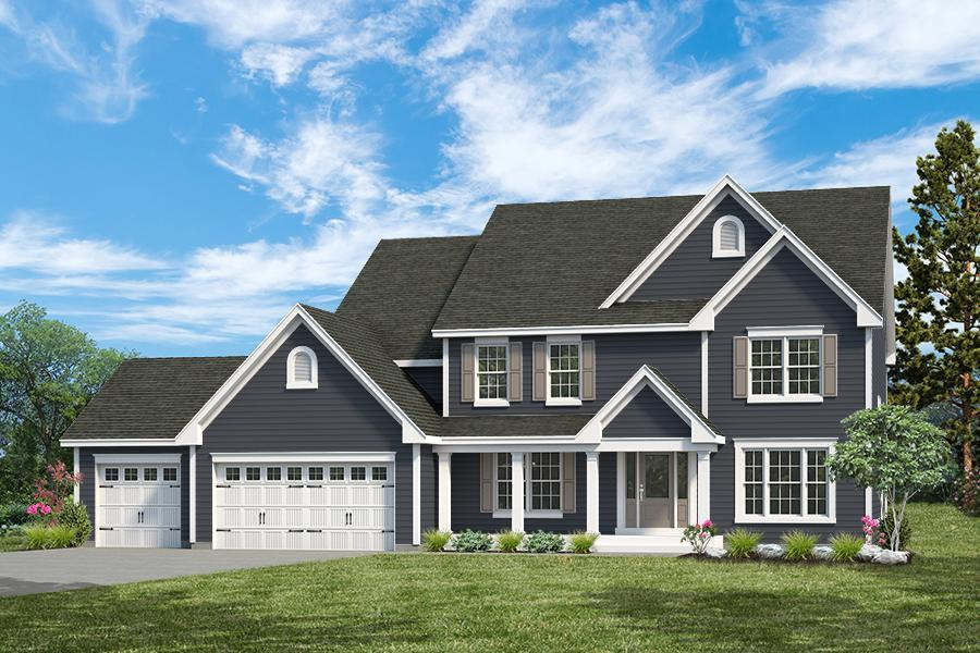 Single Family for Active at The Villages At Brightleaf - Woodland Village - Waterford Ii-Woodland 2481 Bright Leaf Ct Wildwood, Missouri 63011 United States