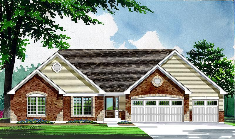 Single Family for Sale at The Villages At Brightleaf - Woodland - Durham Ii - Woodland 2474 Taylor Road Wildwood, Missouri 63040 United States