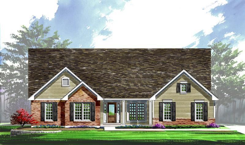 Single Family for Active at Wyndgate Oaks-Reserve - Arlington Ii - Estate 403 Long Gate Court Wentzville, Missouri 63385 United States