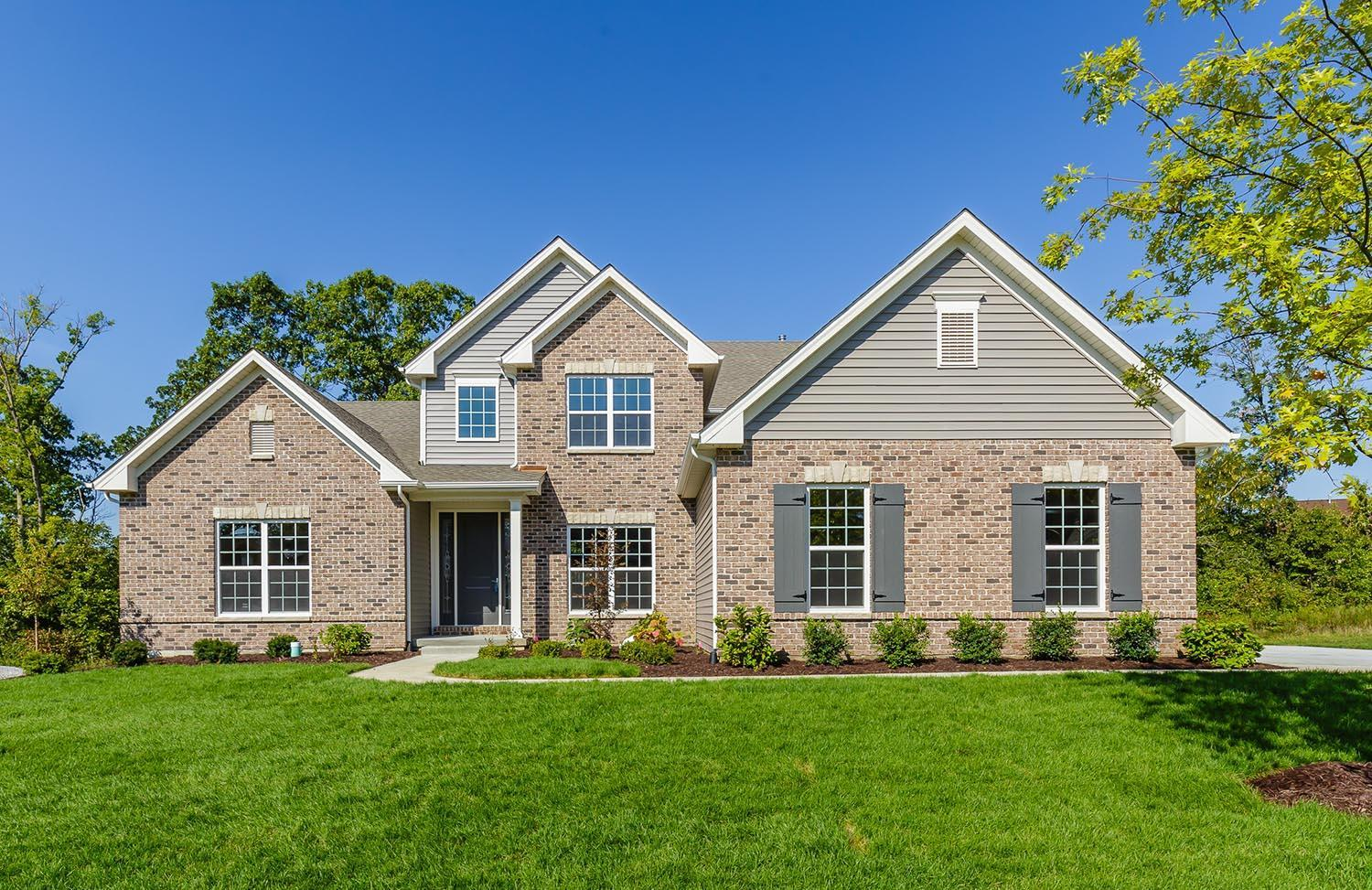 Single Family for Active at Wakefield Forest - Wyndham - Estate 17690 Wakefield Meadow Ct. Wildwood, Missouri 63038 United States