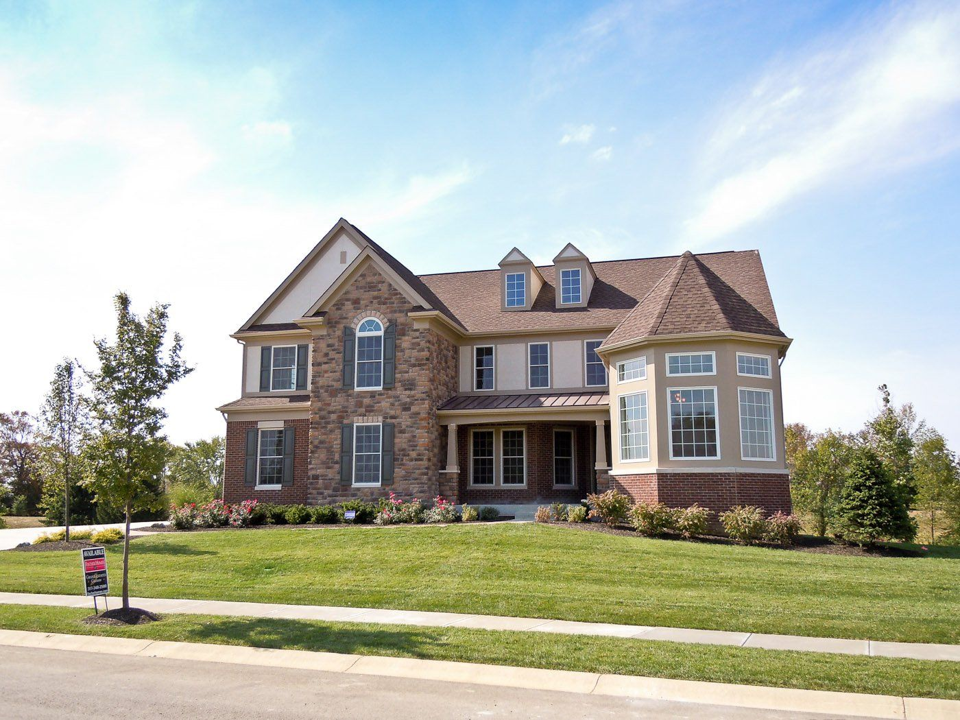fischer homes woods at thorpe creek allerton 1222487 fishers in new home for sale homegain