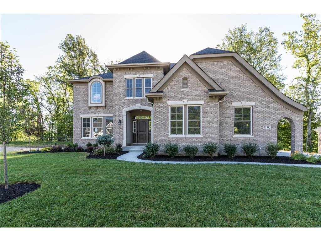 Single Family for Sale at Marshall 11943 Chapelwood Drive Fishers, Indiana 46037 United States