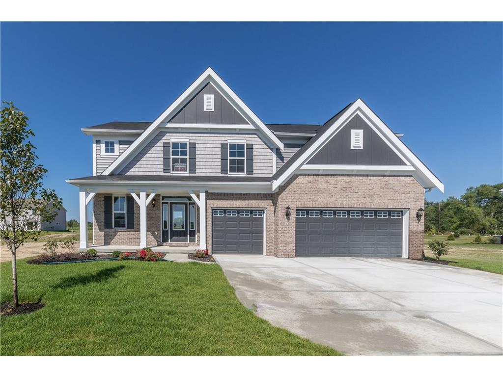 4234 Indigo Run Drive, Franklin Township, IN Homes & Land - Real Estate