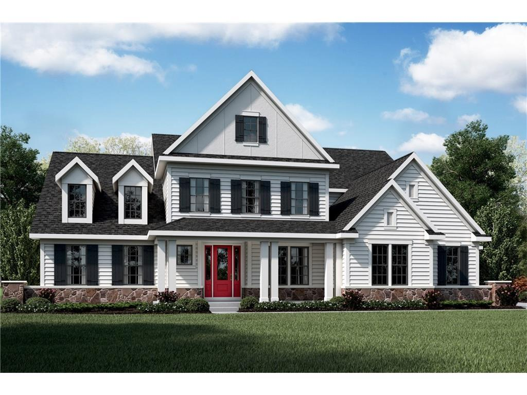 Single Family for Sale at Crestview 14711 Harvest Glen Blvd South Fishers, Indiana 46037 United States