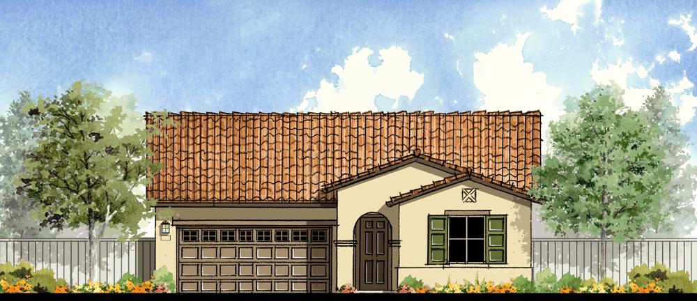 Single Family for Sale at Calaveras Place - The Columbia 4211 Alvarado Ave. Stockton, California 95204 United States
