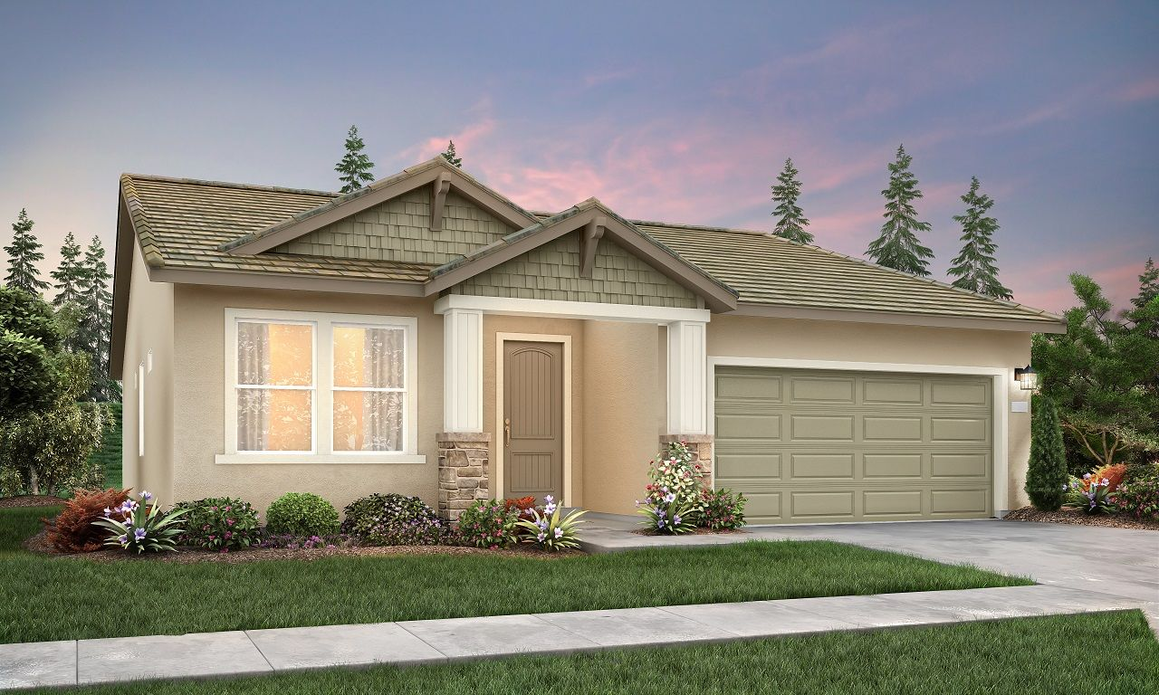 Single Family for Sale at Calaveras Place - The Angel 4211 Alvarado Ave. Stockton, California 95204 United States