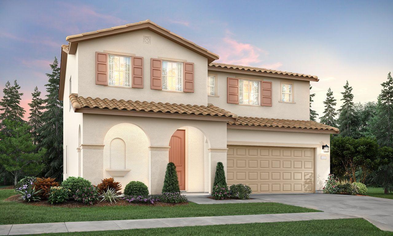 Single Family for Sale at Calaveras Place - The Sonora 4211 Alvarado Ave. Stockton, California 95204 United States