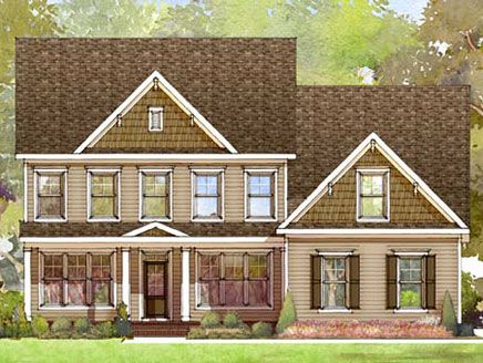 Single Family for Sale at Taft Woods East - Bridgeport Plan 31 Rockport Drive Clayton, North Carolina 27527 United States