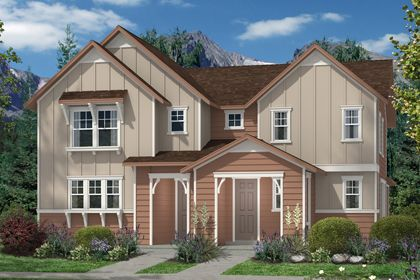 Multi Family for Sale at Eleven Neighborhoods - Maple Modeled - Kb Home 7351 East 29th Avenue DENVER, COLORADO 80238 UNITED STATES