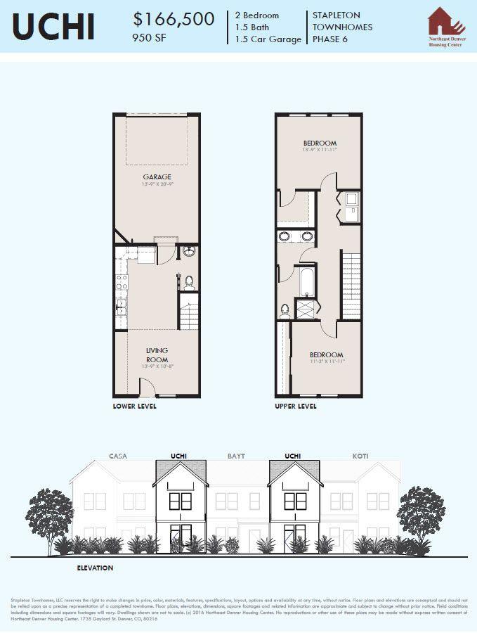 Stapleton eleven neighborhoods uchi northeast denver for Local builders house plans