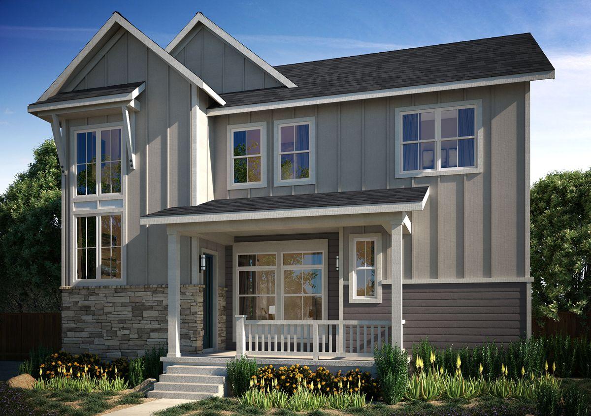 Stapleton eleven neighborhoods edg zen 2 0 by thrive for Thrive homes denver