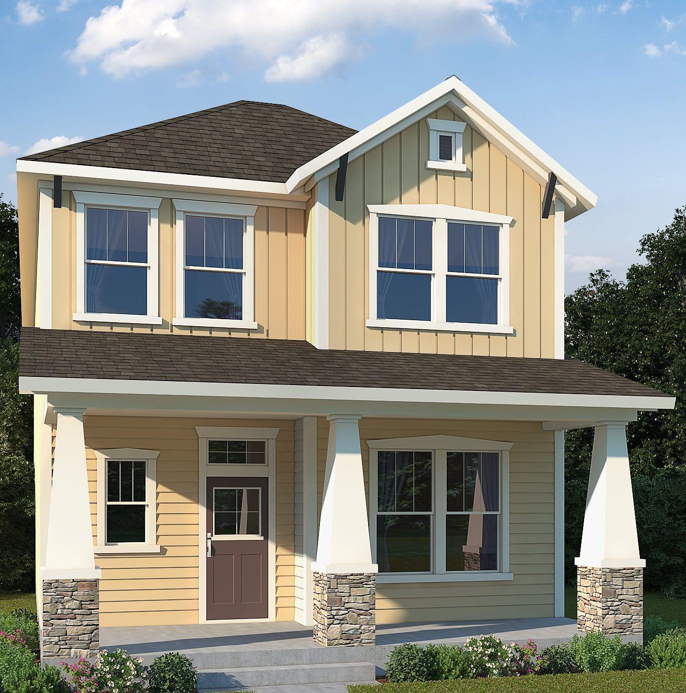 Stapleton new homes new homes for sale in stapleton co for Stapleton builders