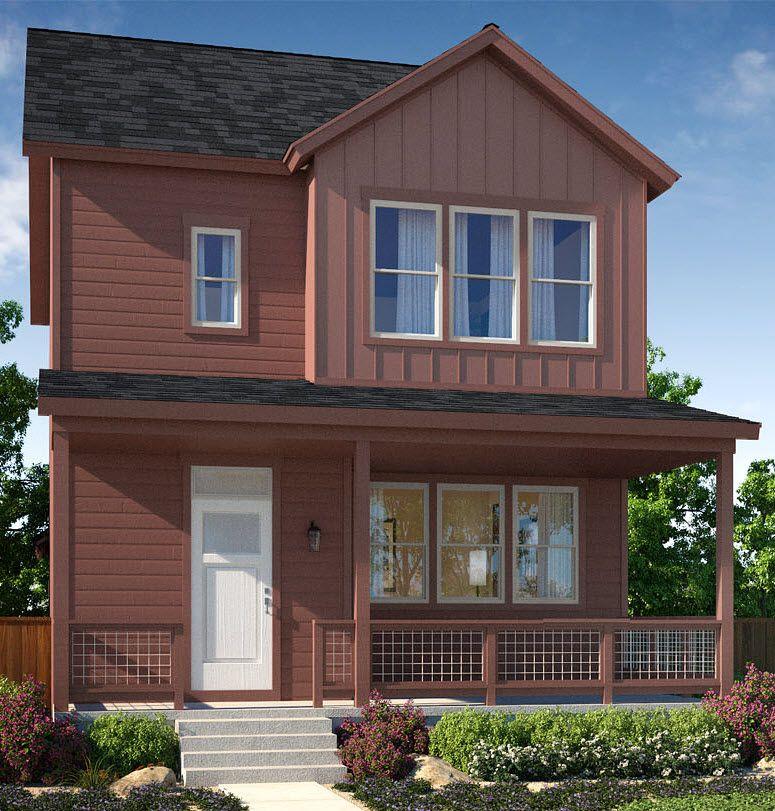 Stapleton eleven neighborhoods plan one thrive home for Thrive homes denver