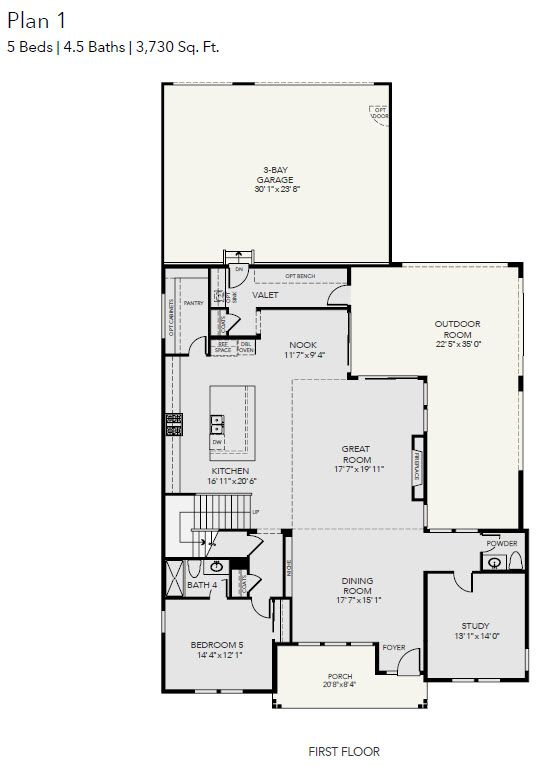 Additional photo for property listing at Eleven Neighborhoods - Plan 1- Luxe By Infinity Home Collection 7351 East 29th Avenue Denver, Colorado 80238 United States