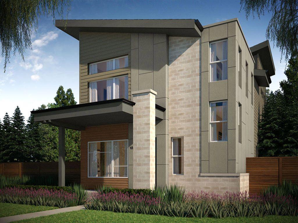 Single Family for Sale at Eleven Neighborhoods - Cobalt By Wonderland Homes 7351 East 29th Avenue DENVER, COLORADO 80238 UNITED STATES