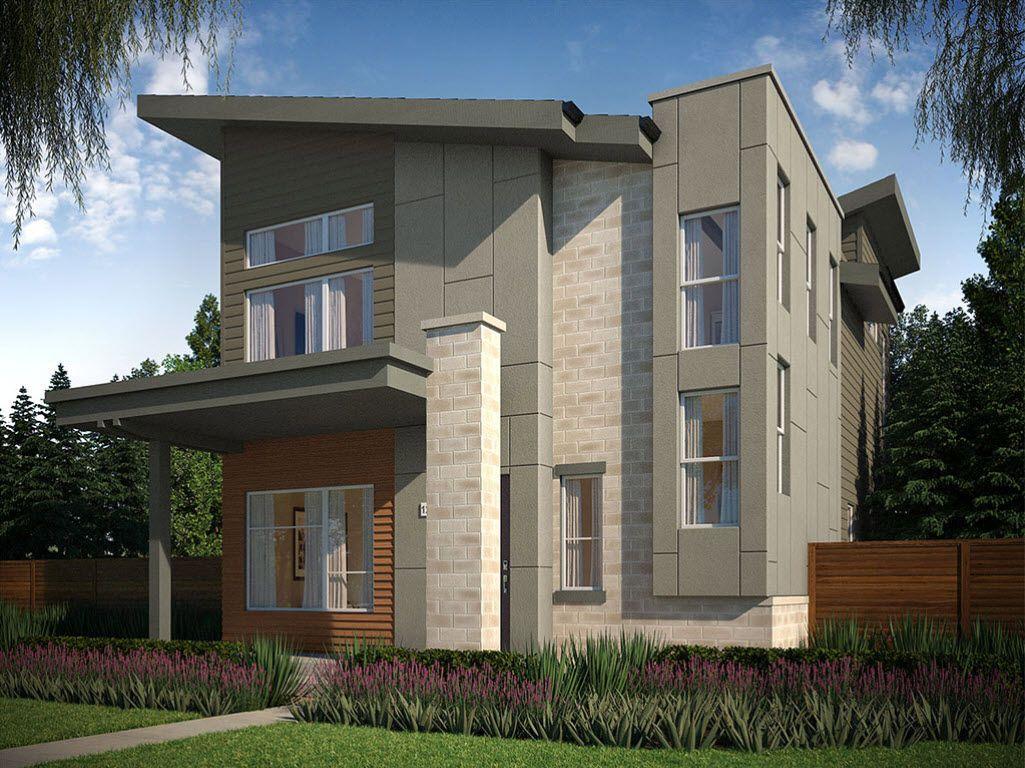 单亲家庭 为 销售 在 Eleven Neighborhoods - Edward- Wonderland Homes 7351 East 29th Avenue Denver, Colorado 80238 United States