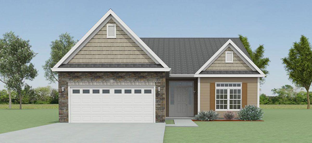 Single Family for Sale at Ashley 1247 Hearthstone Drive Ridgeland, South Carolina 29936 United States