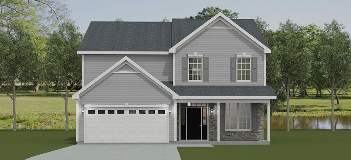 Single Family for Sale at Beaufort Ii 49 Freeman's Loop Ridgeland, South Carolina 29936 United States