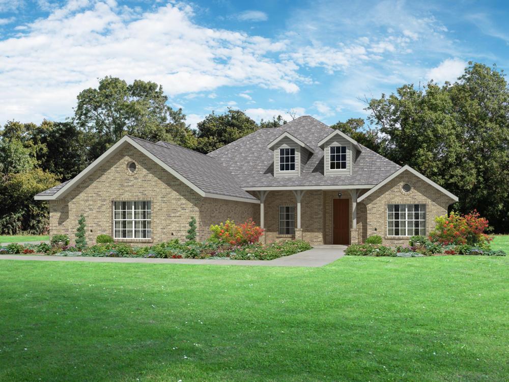 4 corners homes the ridge sheffield 708473 edmond ok for Norman ok home builders