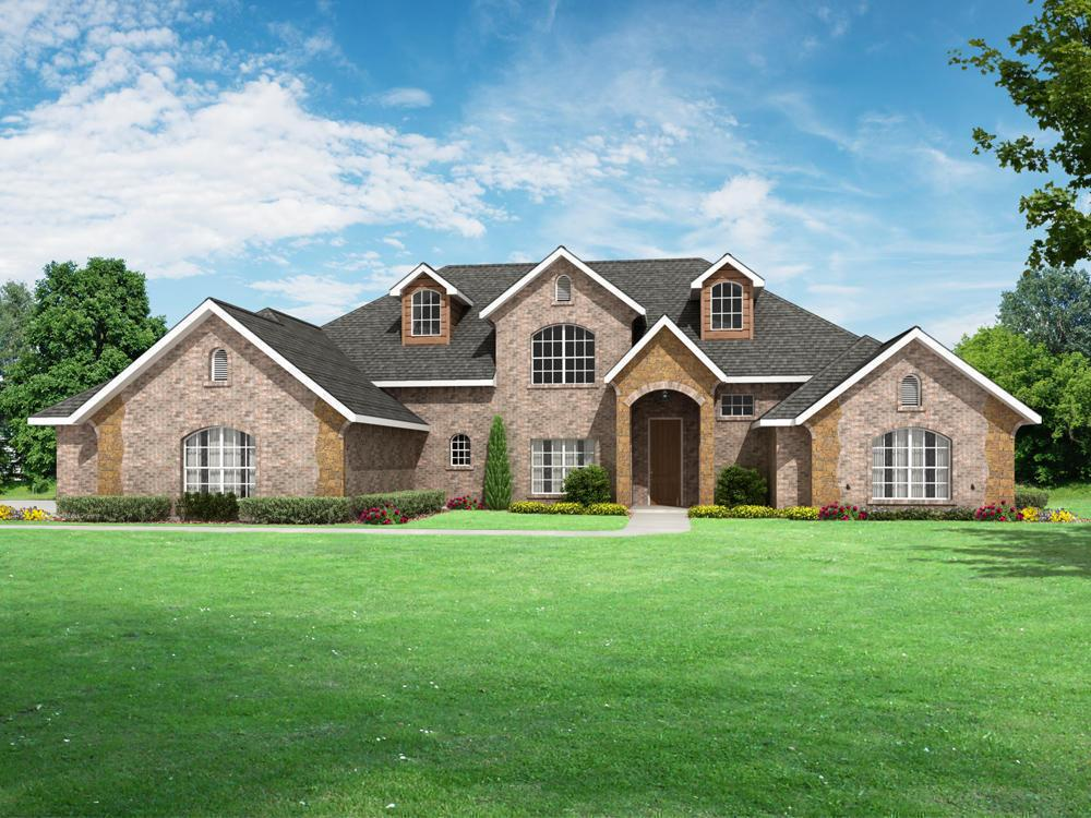 4 corners homes the ridge parkhurst 3cs 708472 edmond
