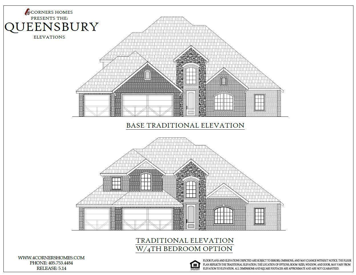Single Family for Sale at Landrun - Queensbury - 3cs Norman, Oklahoma 73072 United States