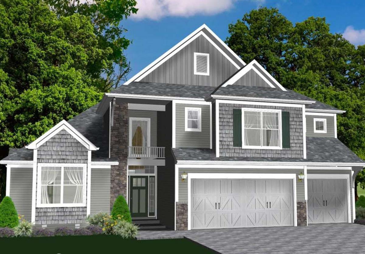 Kansas City New Homes New Construction Home Builders