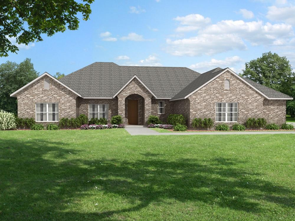 Single Family for Sale at Canyon Creek - Cumberland - 2cf Sooner Road Guthrie, Oklahoma 73044 United States