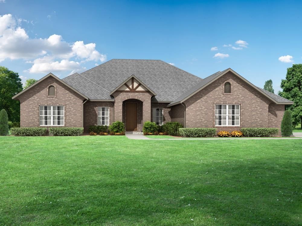 Single Family for Sale at Canyon Creek - Westchester - 2cf Sooner Road Guthrie, Oklahoma 73044 United States