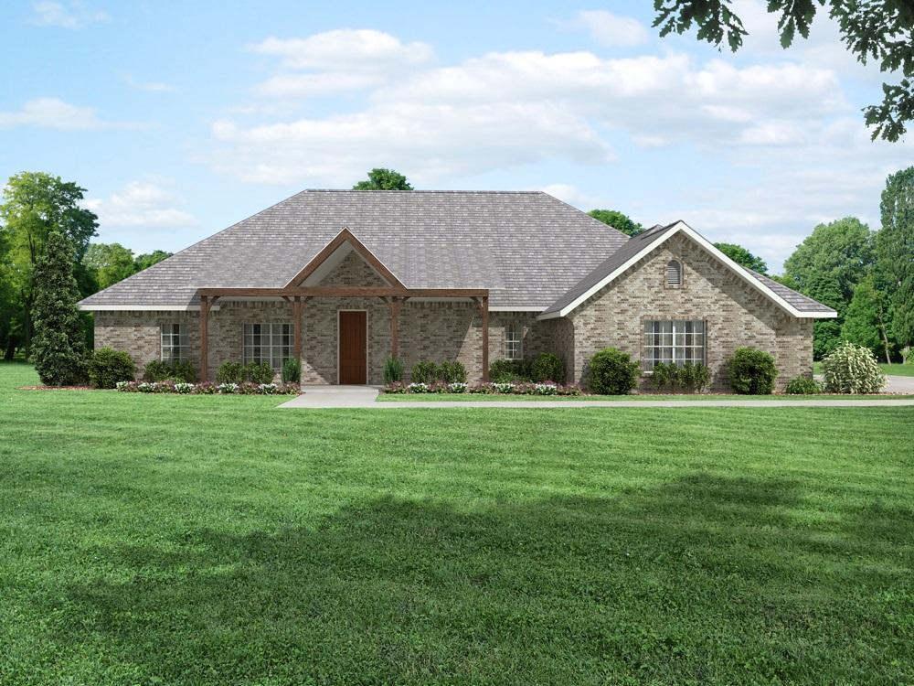 Single Family for Sale at Canyon Creek - Ashford - 2cf Sooner Road Guthrie, Oklahoma 73044 United States