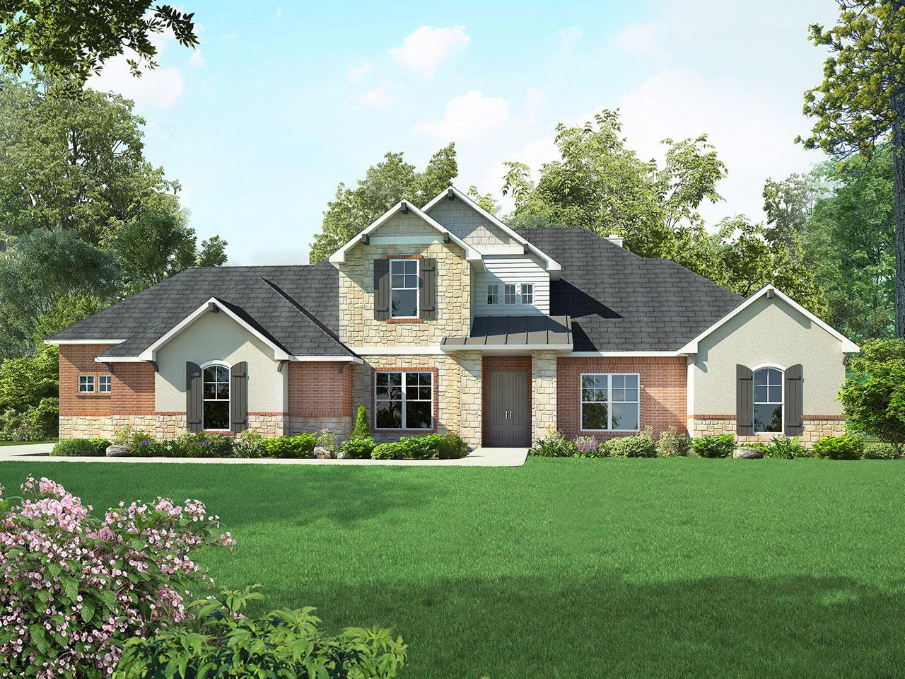 Single Family for Sale at Timberline - Stratford - 3cs Norman, Oklahoma 73026 United States