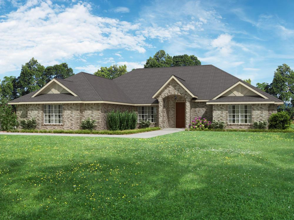 18398 stagecoach trail norman ok new home for sale for Norman ok home builders