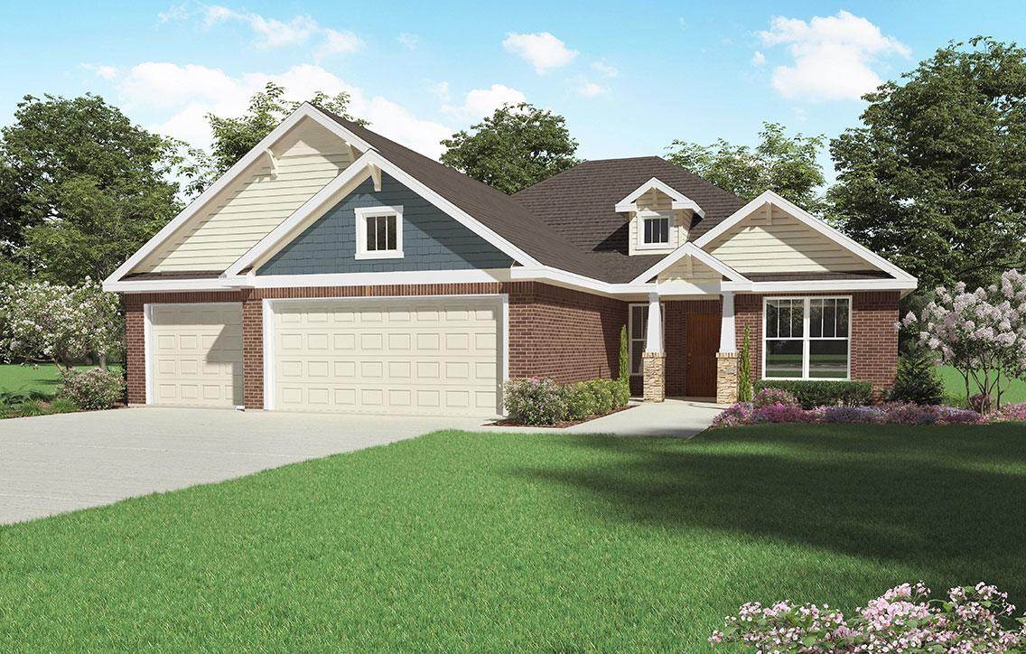 Single Family for Sale at Canyon Creek - Aurora Sooner Road Guthrie, Oklahoma 73044 United States